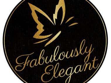 Fabulously Elegant - Logo Design