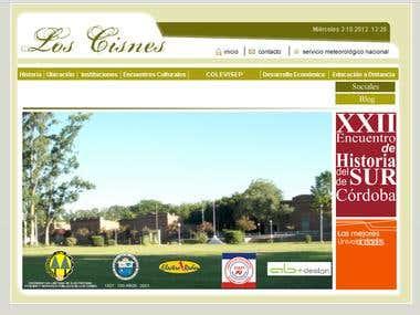 Html & Flash Website