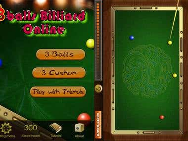 Billiard (Multiplayer game)