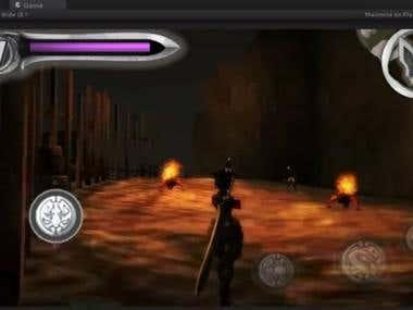 Unity3D H'n'S game.
