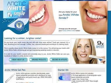 Arctic White Smile
