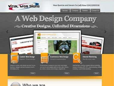 WEB DESIGNING FIRM