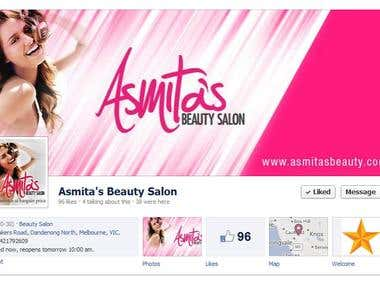 Facebook Cover & Profile