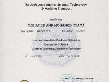 Computer Science Diploma