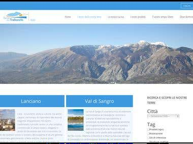 Website restyling Joomla 2.5