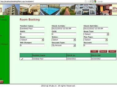 HotelHub - Hotel Management Software