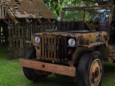 wilsy jeep