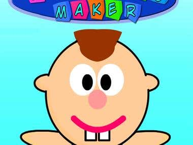 Baby Song Maker iPhone App Icon