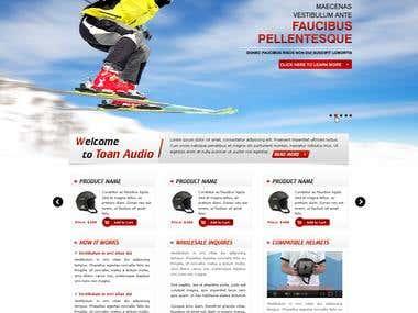 Web Site Design Set 1