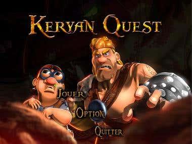 KeryanQuest Game