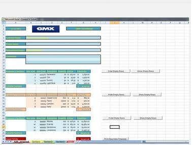 Contest WINNER:  Excel + VBA