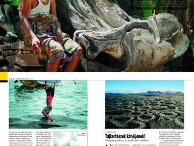 National Geographic article