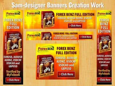 Sam Banners Works