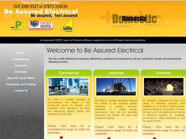 beassuredelectrical.com