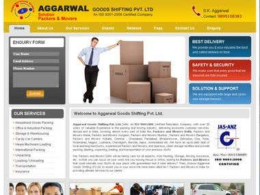 Aggarwal solution Packers and Movers