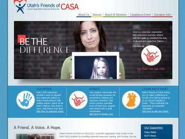Utah's Friends of CASA
