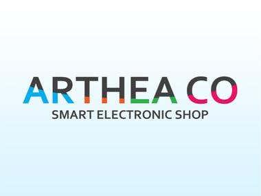 ArtheaCo Logo