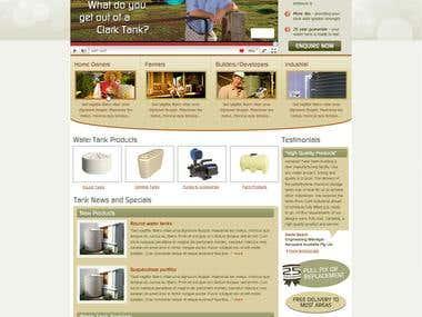 Tanks Website