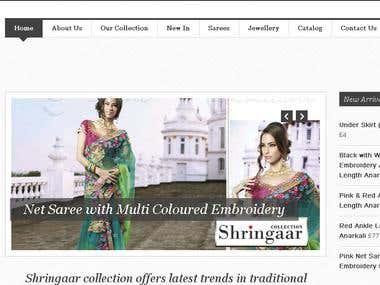 Shringaar Collection