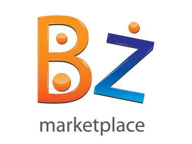 BZ Marketplace Logo Design