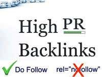High Page Rank dofollow backlinks