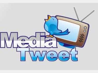 Media Tweet Logo