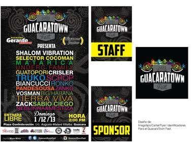 Guacara Town Fest 2013