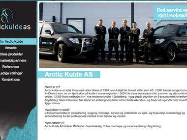 Arctic Kulde