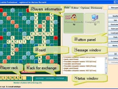 Scrabble in Java