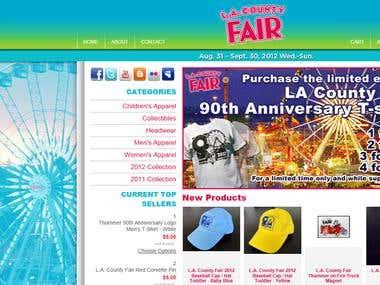 ShopLAcountyfair.com