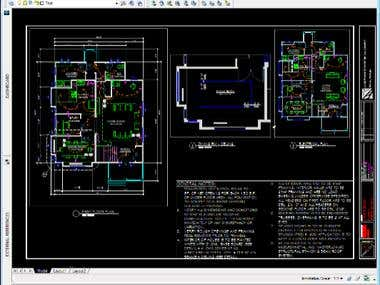 Autocad Drafting Sevice