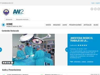 Anestesia Web 2