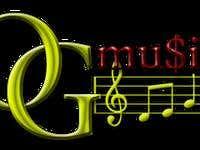 OG Music Logotype