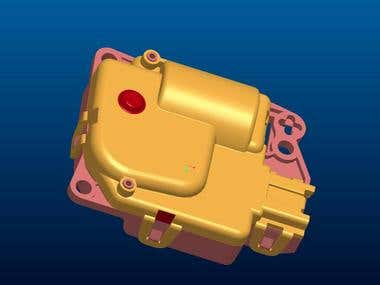 ProE 3D Design