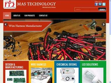 MAS TECHNOLOGY