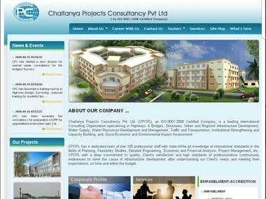chaitanya projects consultancy pvt. ltd