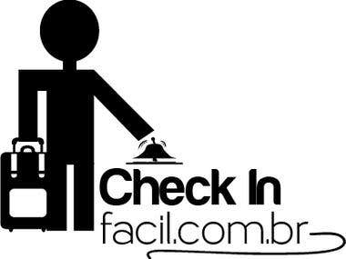 Logo Check In Fácil