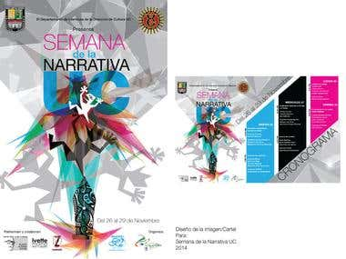 Semana de la Narrativa UC Venezuela 2013