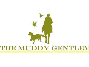 The Muddy Man - logo