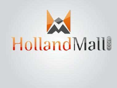 Logo For Holland Mall