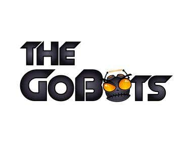 Logo for 'The Gobots'