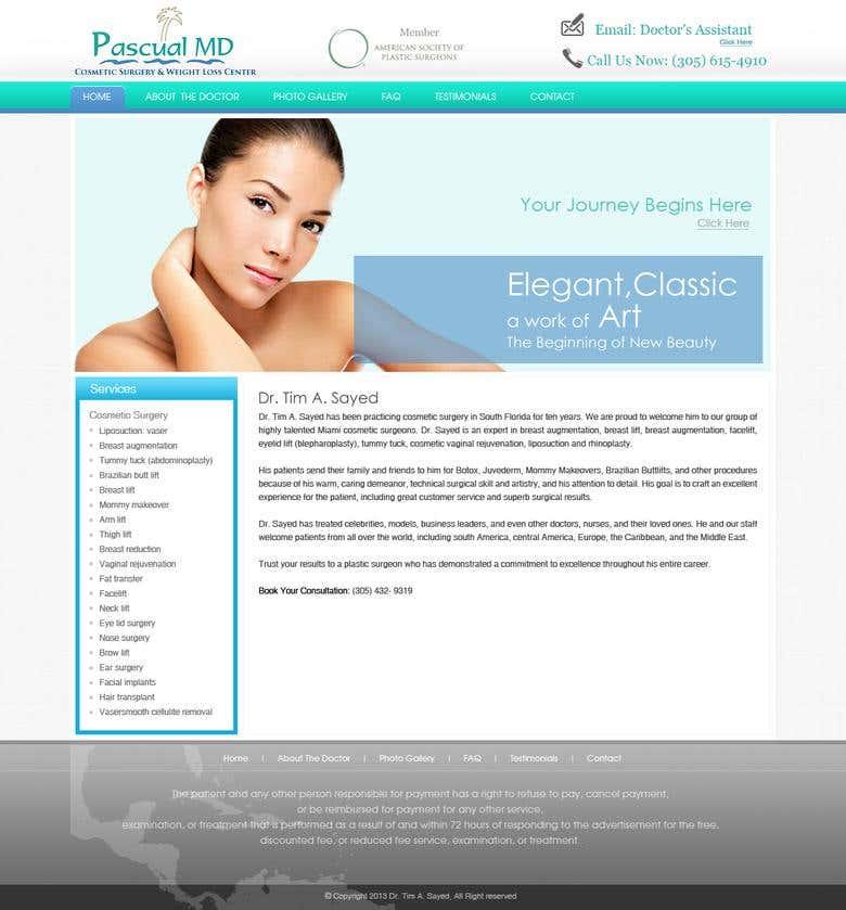 Miami Plastic Surgeon   Freelancer