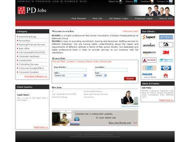 Job Site.