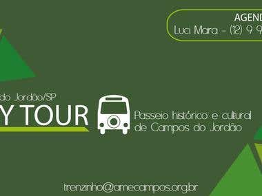 Busness Card - City Tour (Campos do Jordão/SP)