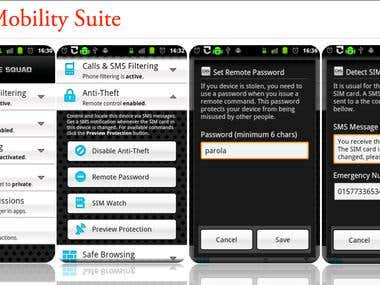 Security App