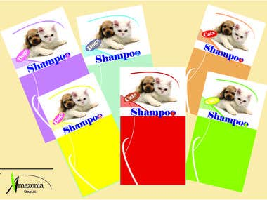 Shampoo for cats and dogs