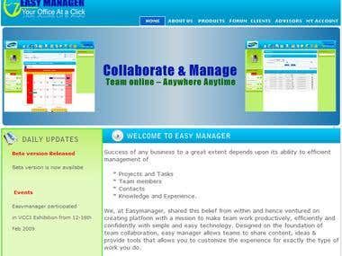 easymanager.in