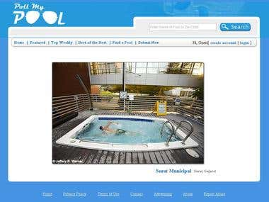 Pool Rating site