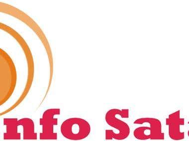 Info Satara Logo