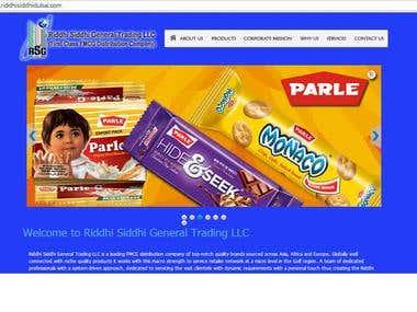 Riddhi Siddhi General Trading LLC
